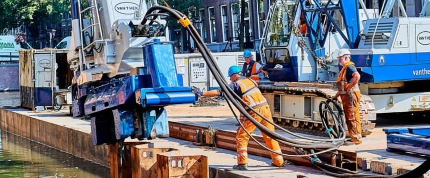 Detachering in de bouw, techniek en industrie
