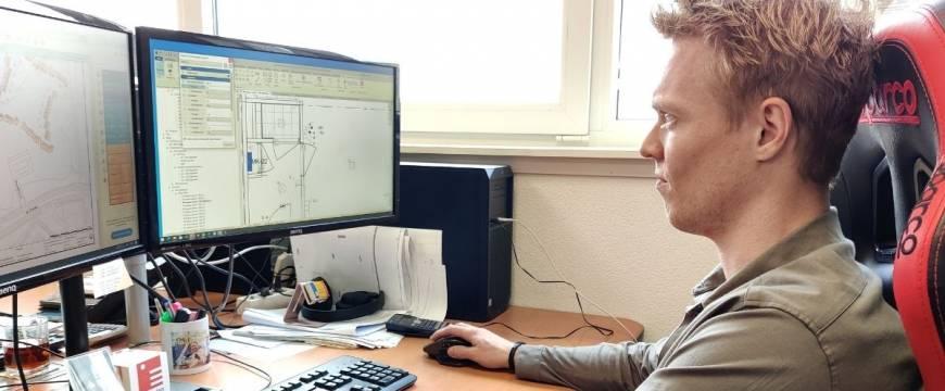 Van Technisch Tekenaar naar BIM-Modelleur