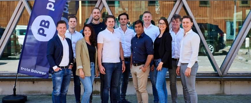 Team PB voor professionals die een uniek project zoeken